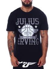 Julius Erving (DR. J) - Julius Erving Dr. J Short Sleeve T-Shirt (B&T)-2472455