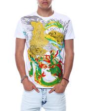 Men - Eagle and Serpent Jewel Tee-2471876