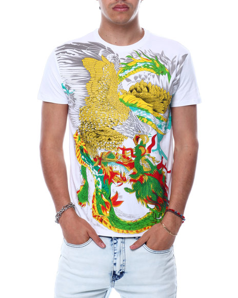 Buyers Picks - Eagle and Serpent Jewel Tee