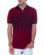 Men - Stripe Polo Shirt-2472023