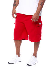 Buyers Picks - Side Cargo Pocket Fleece Shorts (B&T)-2472382