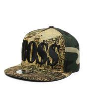 Snapback - Boss Snapback Hat-2470275