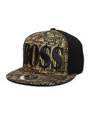 Snapback - Boss Snapback Hat-2470283