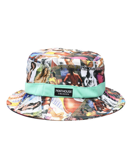 Reason - Reason x Penthouse Covers Bucket Hat