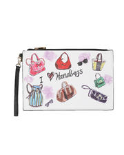 Bags - Graphic Clutch-2471650