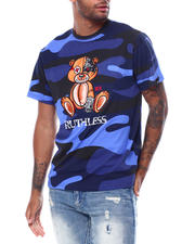 Men - Ruthless Camo Cyber Bear Tee-2472734
