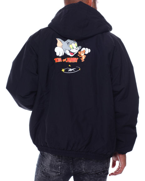 Reebok - Tom and Jerry Woven Jacket