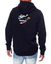 Men - Tom and Jerry Sweat Hoodie 1-2472959