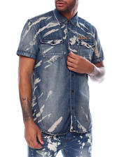 Mens-Holiday - Wilding SS Woven-2473122