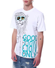 SWITCH - GOOD VIBES ILLUSTRATION TEE-2473368