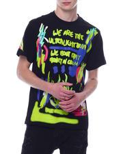 Shirts - Skull Graphic Tee-2473498
