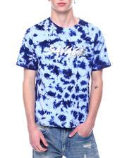 Shirts - Tie Dye Savage Embossed Foil Tee-2473544