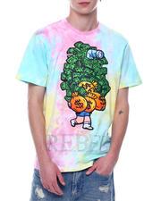 Shirts - Rebel Rhinestone Money Bags Tee-2473580