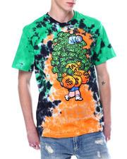 Shirts - Rebel Rhinestone Money Bags Tee-2473623