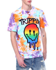 Shirts - Trippin Tee w Rhinestones-2473637