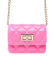 Fashion Lab - Mini Jelly Crossbody Bag-2472781