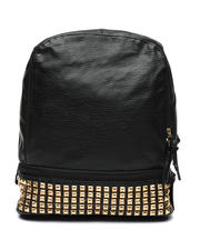 Bags - Backpack W/Studs-2472571