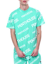 Athleisure for Men - Penthouse Logo Tee-2473587