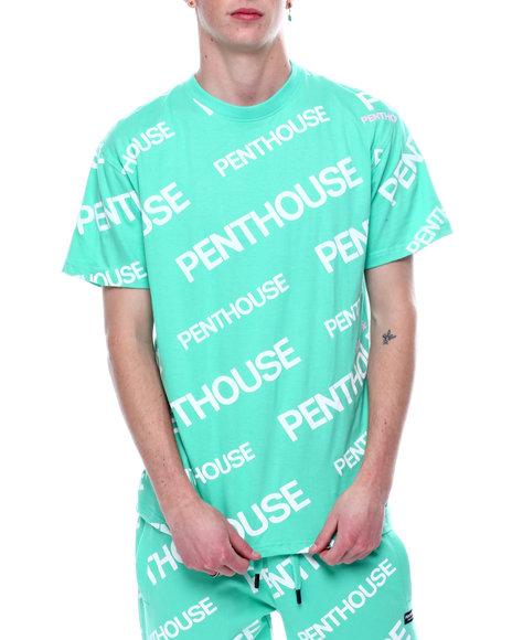 Reason - Penthouse Logo Tee