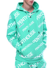 Athleisure for Men - Penthouse Logo Hoodie-2473618