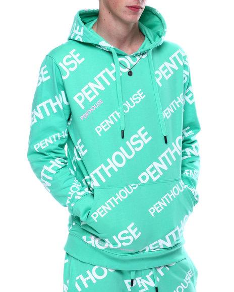 Reason - Penthouse Logo Hoodie