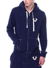 The Camper - Classic Logo Zip Up Hoodie-2473630