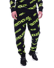 Reason - Penthouse Logo Sweatpant-2473662