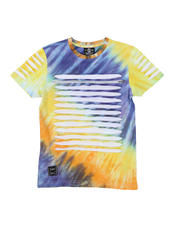 Boys - Tie Dye Tee W/ Razor Slash Detail (8-20)-2471685