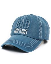 Dad Hats - Bad Choices Vintage Ballcap-2471206