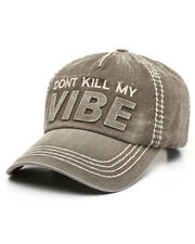 Dad Hats - Don't Kill My Vibe Ballcap-2471239