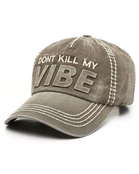 Buyers Picks - Don't Kill My Vibe Ballcap