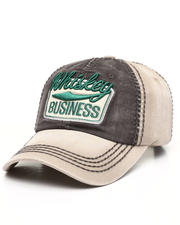 Accessories - Whiskey Business Vintage Ballcap-2471274