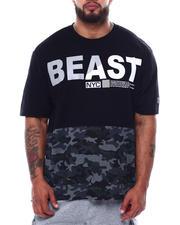 Big & Tall Faves - NYC Beast S/S Tee (B&T)-2474667