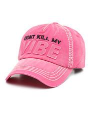 Dad Hats - Don't Kill My Vibe Ballcap-2471231