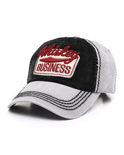Women - Whiskey Business Vintage Ballcap-2471266