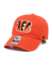 NBA, MLB, NFL Gear - Cincinnati Bengals 47 Clean Up Cap-2471428