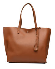 Bags - Tote Bag W/ Tassel-2471980