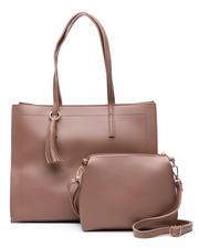 Bags - Tote W/ Inner Crossbody-2472570