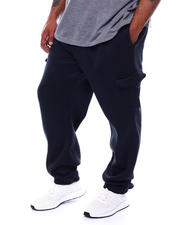 Big & Tall - Cargo Fleece Joggers (B&T)-2472870