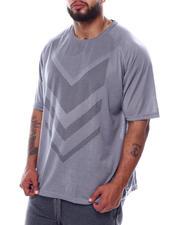Big & Tall Faves - Design Crew Neck Dots-2473029