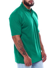 Big & Tall Faves - Solid Pique Polo (B&T)-2473932