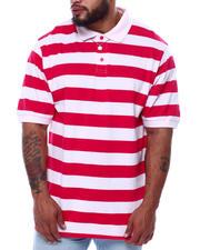 Buyers Picks - Wide Stripe Polo Shirt (B&T)-2474015