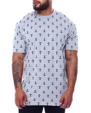 Big & Tall - Short Sleeve Anchor T-Shirt (B&T)-2474057