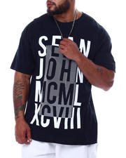 Sean John - Maze T-Shirt (B&T)-2474099