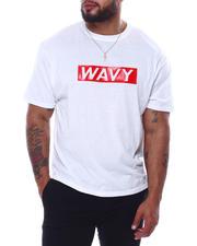 Big & Tall Faves - S/S Wavy Tee (B&T)-2474648