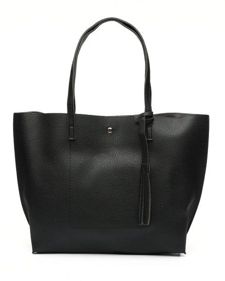 Fashion Lab - Tote Bag W/ Tassel
