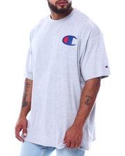 Champion - Small Left Chest C Print S/S Tee (B&T)-2474001