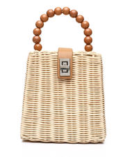 Bags - Basket Beaded Handbag-2474013