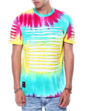 SWITCH - Tie Dye Razor Slash Tee-2474442