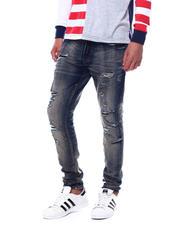 Jordan Craig - Sean Fit Premium Ripped Stretch Jean-2474498